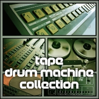 Tape Drum Machine Collection