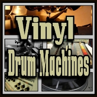 Vinyl Drum Machine
